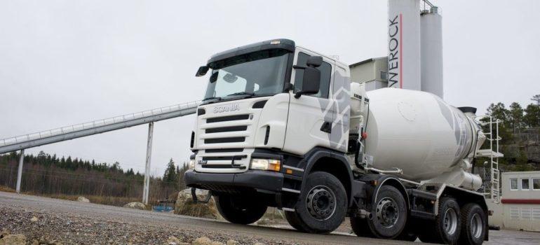 доставки бетона в Чехове